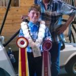 Justin Region 11 Reserve Champion