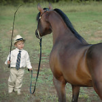 A Spitfire Bey B & Justin, Age 2